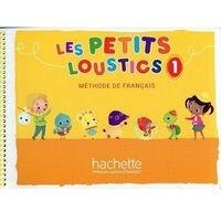Książki do nauki języka, Les Petits Loustics 1 podręcznik HACHETTE (opr. broszurowa)