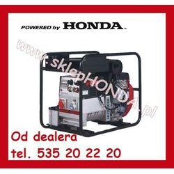EP250XE Agregat spawalniczy HONDA 400V el.