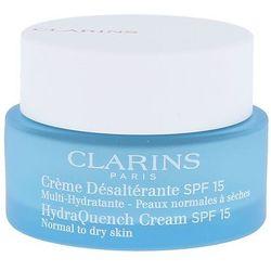 Clarins HydraQuench SPF15 krem do twarzy na dzień 50 ml dla kobiet