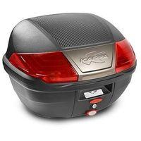 Kufry i bagażniki motocyklowe, KAPPA K400N KUFER CENTRALNY 40L MONOLOCK ZAWIERA PŁYTĘ