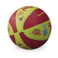 Piłki dla dzieci, Piłka do koszykówki 14 cm Dinozaury