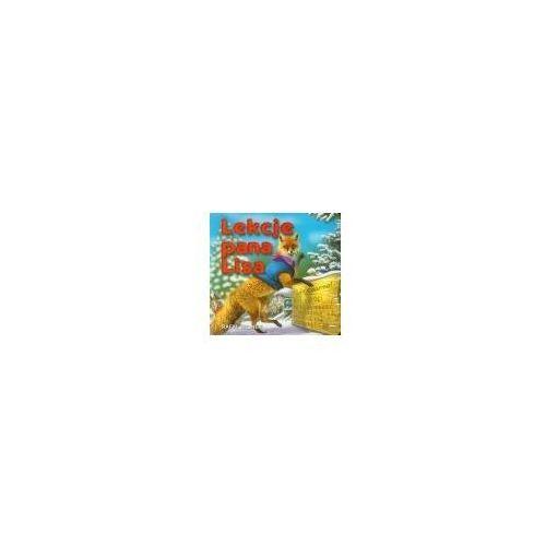 Książki dla dzieci, Lekcje Pana Lisa (opr. twarda)