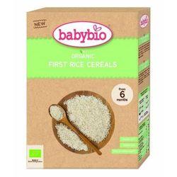 Kaszka ryżowa od 6 miesiąca bezlutenowa BIO 200 g BabyBio