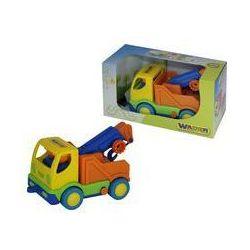 Samochód-ewakuator Moja pierwsza Ciężarówka. Darmowy odbiór w niemal 100 księgarniach!
