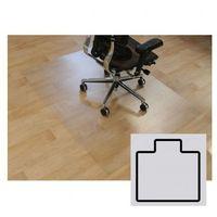 Pozostałe akcesoria biurowe, Podkładki na gładkie podłogi - poliwęglanowe, 1500 x 1200 mm