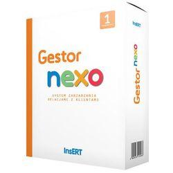 GESTOR NEXO - 3 STANOWISKA