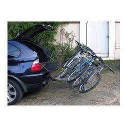 Bagażnik na rowery platforma EUFAB LUKE na 4 rowery