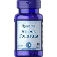 Preparaty ziołowe, Stres formuła Stress Formula 60 tabletek Puritan's Pride