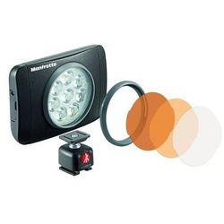 Lampa pierścieniowa Manfrotto Lampa Lumie MUSE LED Light (MLUMIEMU-BK) Darmowy odbiór w 20 miastach!