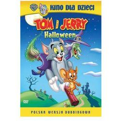 Tom i Jerry, Halloween (DVD) - Galapagos