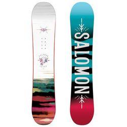 NOWA DESKA SNOWBOARD SALOMON LOTUS 146 CM