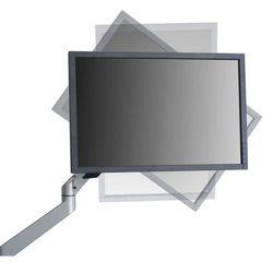 Uchwyt dwuramienny na 1 monitor