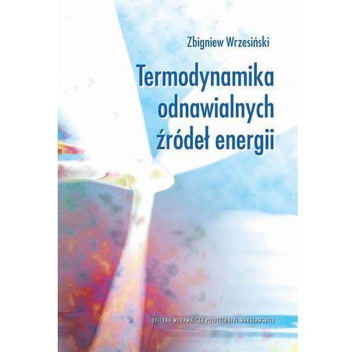 E-booki, Termodynamika odnawialnych źródeł energii