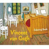 Pozostałe książki, Coloring Book Vincent Van Gogh Roeder, Annette