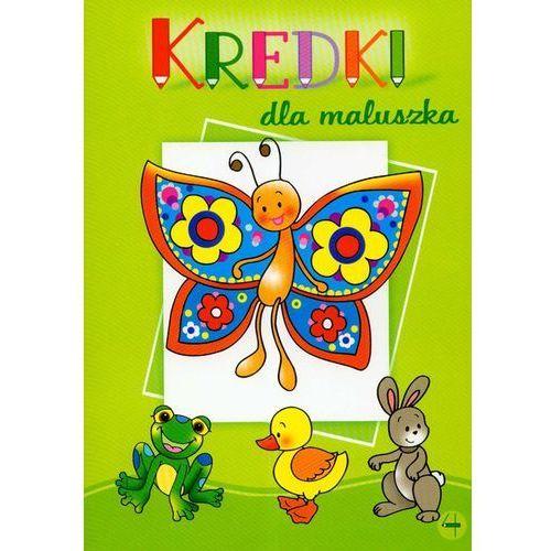 Książki dla dzieci, Kredki dla maluszka 4 (opr. miękka)