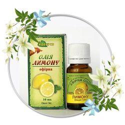 Olejek Cytrynowy, 100% Naturalny 10 ml