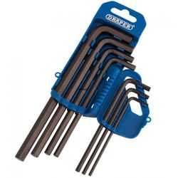 Zestaw kluczy imbusowych calowych 7 szt.