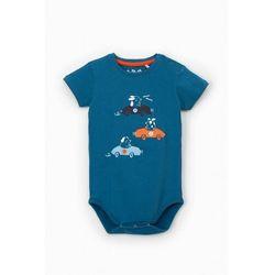 Body niemowlęce niebieskie 5T4011 Oferta ważna tylko do 2031-08-25