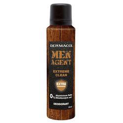 Dermacol Men Agent Extreme Clean dezodorant 150 ml dla mężczyzn