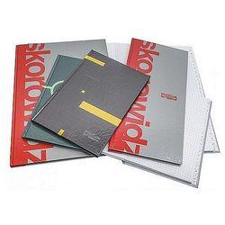 Skorowidz A4 200 kartek kratka Kooh-i-noor