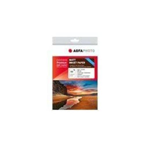 Papiery fotograficzne, AgfaPhoto Premium 130g A4 50 arkuszy (AP13050A4M) Darmowy odbiór w 21 miastach!