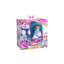 Cupcakes Surprise Lalka Zestaw 3Y33HJ Oferta ważna tylko do 2019-09-23