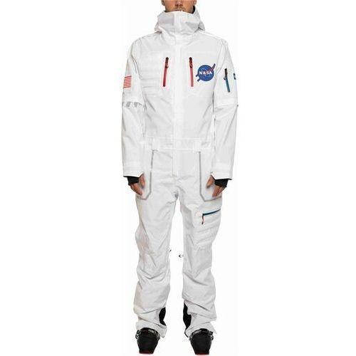 Pozostała odzież męska, kombinezon 686 - Mns Nasa Exploration Coverall White (WHT) rozmiar: XL