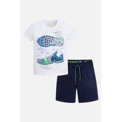 Mayoral - Komplet dziecięcy dresowy (T-shirt + szorty) 92-134 cm