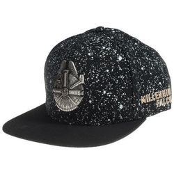 Capka Star Wars - The Force Awakens Millennium Falcon Snapback