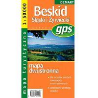 Mapy i atlasy turystyczne, Beskid Śląski i Żywiecki. Mapa turystyczna. GPS. 1:75 000 Demart (opr. miękka)