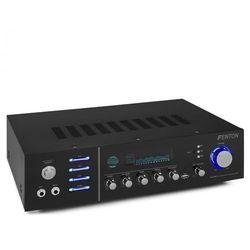 Fenton AV320BT, surround HiFi wzmacniacz, 200 W RMS, (2 x 100 W na 8 Ohm), BT/ USB/AUX