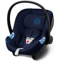 CYBEX fotelik samochodowy Aton M 2019, 0 - 13 kg Indigo Blue