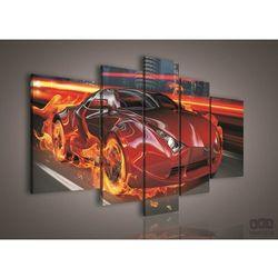 Obraz Car on Fire PS111S4A