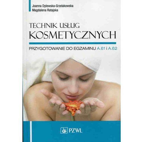 Książki medyczne, Technik usług kosmetycznych Przygotowanie do egzaminu A.61, A.62 (opr. miękka)