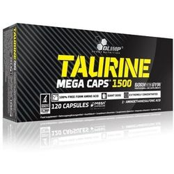 Tauryna - Taurine Mega Caps 1500mg Olimp