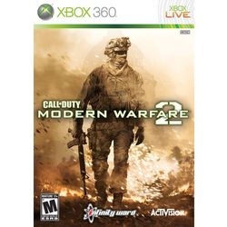 Call of Duty Modern Warfare 2 (Xbox 360)