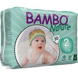 BAMBO Nature Mini (3-6kg) 30 szt. - pieluszki jednorazowe