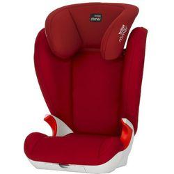 BRITAX RÖMER Fotelik samochodowy Kid II Flame Red - BEZPŁATNY ODBIÓR: WROCŁAW!