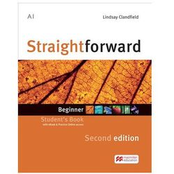 Straightforward (2nd Edition) Beginner Student's Book With Online Access Code & Ebook