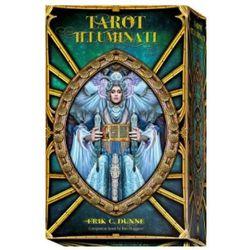 Zestaw Tarot Illuminati + książka (opr. miękka)