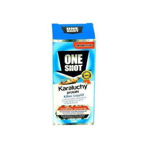 Środki i akcesoria przeciwko owadom, Środek na karaluchy. Preparat na prusaki. ONE SHOT 100 ml=16l.