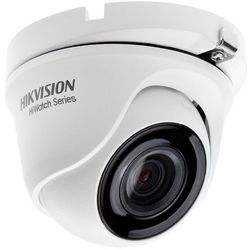 Kamera kopułowa do monitoringu mieszkania, klatki schodowej Hikvision Hiwatch HWT-T140-M 4in1 analogowa AHD CVI TVI