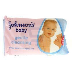 Chusteczki oczyszczające Johnson's Baby Gentle Cleansing (56 sztuk)