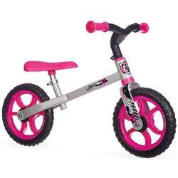 Smoby Rowerek biegowy First Bike różowy 770201