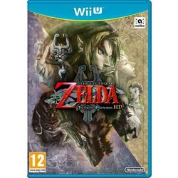 The Legend of Zelda Twilight Princess HD (Wii U)