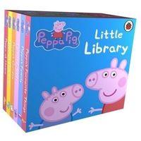 Pozostałe książki, Peppa Pig: Little Library, 6 vols.
