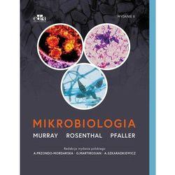 MIKROBIOLOGIA MURRAY ROSENTHAL PFALLER NOWA 2018 (opr. twarda)