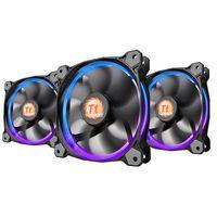 Radiatory i wentylatory, Thermaltake Riing 12 LED RGB (CL-F042-PL12SW-B) Darmowy odbiór w 21 miastach!