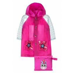 Płaszcz przeciwdeszczowy różowy 3Y3702 Oferta ważna tylko do 2031-04-02