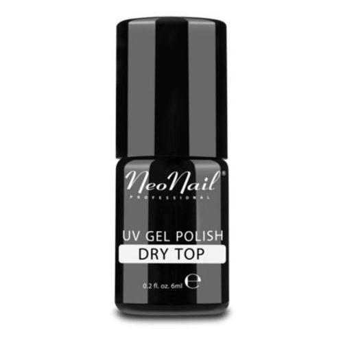Pozostałe manicure i pedicure, NeoNail DRY TOP Nabłyszczacz do lakieru hybrydowego - bez przemywania (7,2 ml)